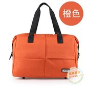 旅行包大容量旅行包女手提旅游包商務男士短途行李包裝衣服包出差旅行袋【父親節好康八八折】