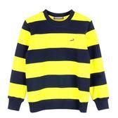 『小鱷魚童裝』跳色條紋T恤(08號~18號)532427