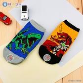 童鞋城堡-正版授權 兒童短筒襪 爆丸 BK01-單雙1入 (顏色隨機出貨)