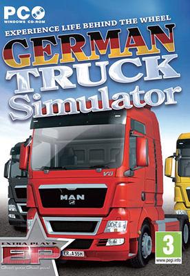【軟體採Go網】★滿5支現折200送搖桿★PCGAME-模擬卡車手/模擬卡車 德國篇 German Truck Simulator