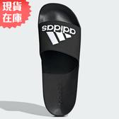 【現貨】ADIDAS ADILETTE SHOWER SLIDES 男鞋 女鞋 拖鞋 防水 黑【運動世界】F34770
