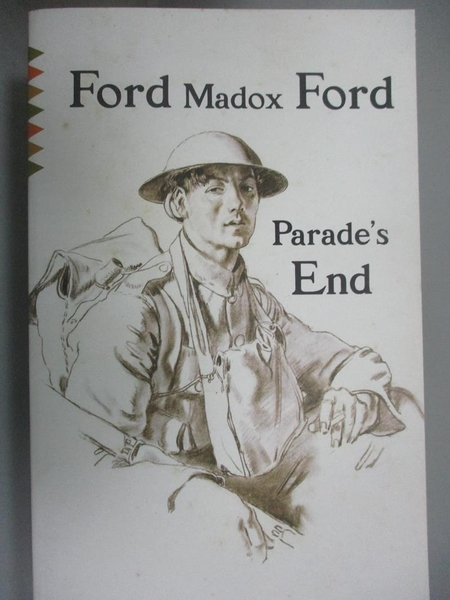 【書寶二手書T4/原文小說_KMR】Parade's End_Ford, Ford Madox