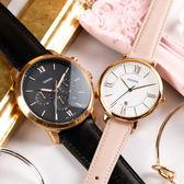 FOSSIL 知性品味時尚情人對錶 FS5381+ES3988 情侶對錶 熱賣中!