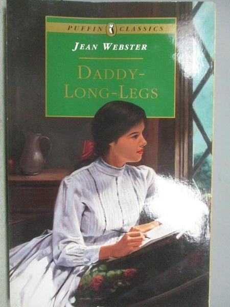 【書寶二手書T1/原文小說_MPC】Daddy Long Legs_Jean Webster