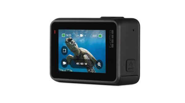 【】GoPro HERO7 BLACK 黑色 4K60 超強錄影防震攝影機 【公司貨 】