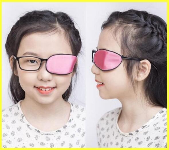 弱視眼罩單眼遮眼罩矯正獨眼罩 星際小舖
