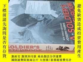 二手書博民逛書店A罕見SOLDIERS SKETCHBOOKY20113 National Geographic Nation