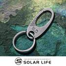鎧斯Keith 鈦鑰匙扣Mi1126.鈦合金鑰匙圈 汽車鑰匙圈 機車鑰匙扣環 開瓶器D型扣 金屬鑰匙扣