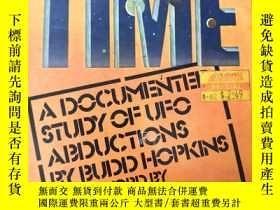 二手書博民逛書店missing罕見time a documented study