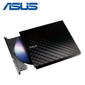 ASUS 華碩 SDRW-08D2S-U 外接燒錄機 黑
