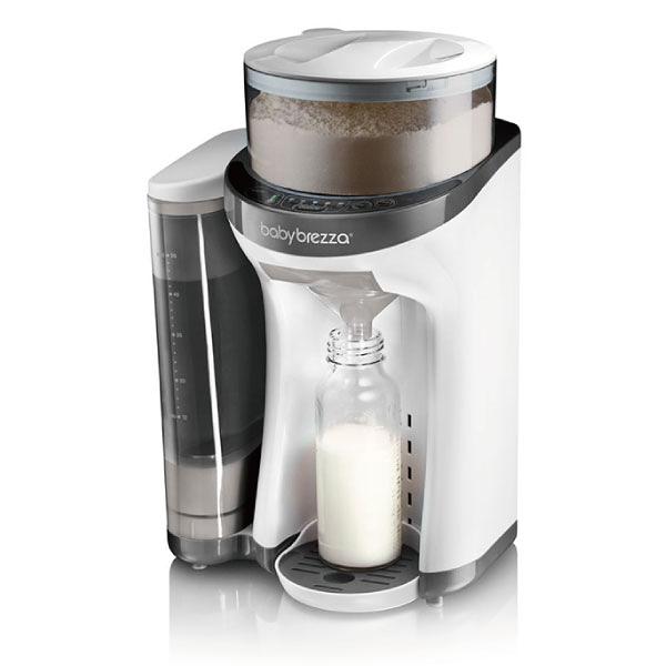 【加贈dapple杏仁奶清劑500ML】Baby Brezza formula pro 自動泡奶機~麗兒采家