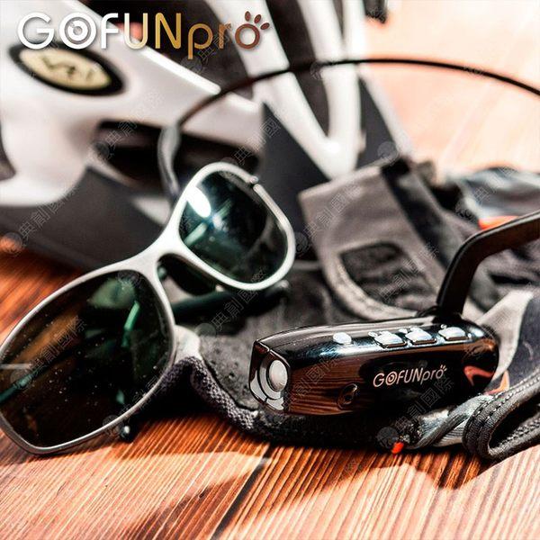 GOFUNpro 智能頭戴式迷你生活攝影機+16GB記憶卡