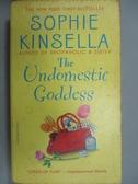 【書寶二手書T4/原文小說_ICO】Undomestic Goddess_Sophie Kinsella