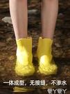 雨鞋防水套耐磨防滑加厚下雨鞋子套雨靴套水鞋女男時尚兒童雨鞋套