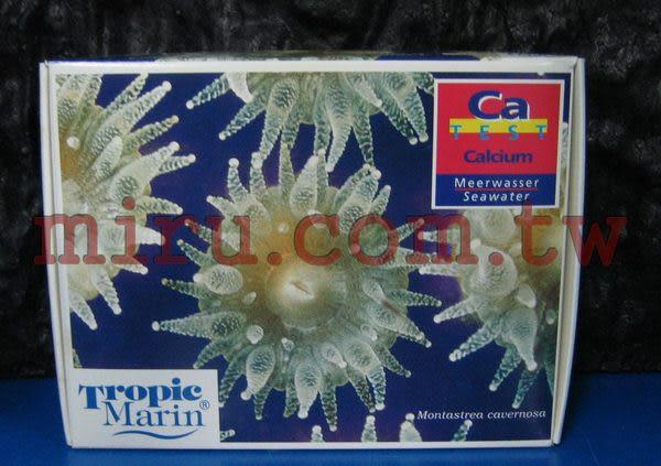 【西高地水族坊】Tropic Marin 鈣(CA)測試劑