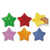【華森葳兒童教玩具】感覺統合系列-星星觸覺袋N8-PP508