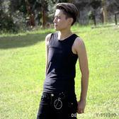 《T-STUDIO》AIR+輕薄透氣網布平價粘式全身束胸內衣(黑)