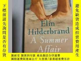 二手書博民逛書店A罕見Summer Affair 夏日事件Y19285 ELIN