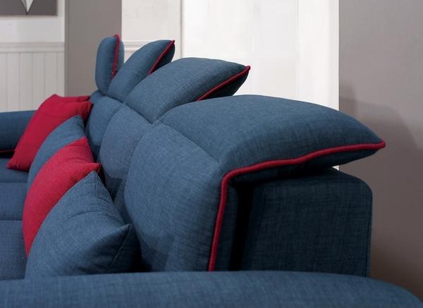 沙發 L型沙發 MK-696-23 凱爾L型沙發組(反向)(可拆洗)(不含茶几.附抱枕3大2小)【大眾家居舘】