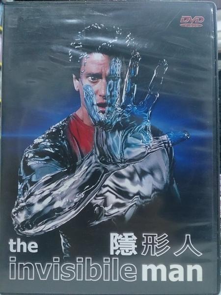 挖寶二手片-Y108-141-正版DVD-電影【隱形人】-文森文德凱 保羅班維德(直購價)
