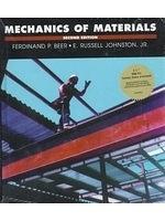 二手書博民逛書店《Mechanics of Materials/Book and