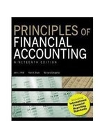 二手書博民逛書店《Principles of Financial Account