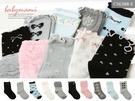 貝比幸福小舖【56388-E】 日本多款可愛造型襪/兒童襪*十雙一組(女款B)-