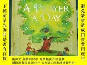 二手書博民逛書店A罕見Prayer A Day:365 Charming Pra