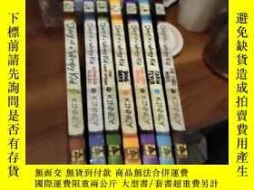 二手書博民逛書店diary罕見of a wimpy kid【1-7冊合售,英文原
