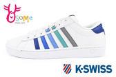 K-Swiss Hoke CMF休閒鞋 男鞋 漸層配色 運動鞋C9951#白藍◆OSOME奧森童鞋/小朋友