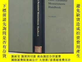 二手書博民逛書店Laser罕見Parameter Measurements Ha