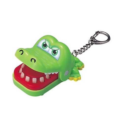 特價 攜帶版 新鱷魚牙醫 鑰匙圈 TOYeGO 玩具e哥