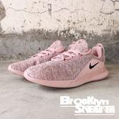 NIKE WMNS VIALE PREMIUM 灰粉白 襪套 網布 慢跑鞋 女(布魯克林) 2019/1月 AQ2233-500