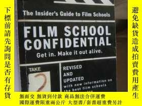 二手書博民逛書店(The罕見insider s guide to film sc