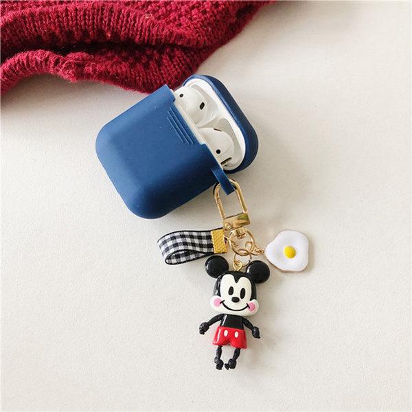 🍎 部分現貨 台灣發貨 🍎 獨家自制款 Airpods 藍芽耳機保護套 蘋果無線耳機保護套 三眼仔