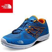 The North Face TNF CCE9-AQV火橘/蒼鷺藍 3833  男 多功能水路鞋/機能鞋/慢跑鞋/登山鞋/越野鞋/健行鞋