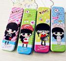 開學季  鉛筆盒  韓版小希女孩鉛筆鐵盒  想購了超級小物