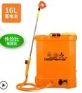 農用智能電動噴霧器