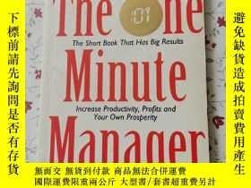 二手書博民逛書店The罕見ne minute managerY250169 如圖