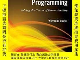 二手書博民逛書店Approximate罕見Dynamic ProgrammingY255562 Warren B. Powel