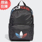 【現貨】ADIDAS ORIGINALS ADICOLOR 後背包 經典LOGO 兩側口袋 黑【運動世界】GN4957