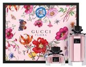 Gucci 華麗梔子花 女性淡香水禮盒 (100ml+30ml)