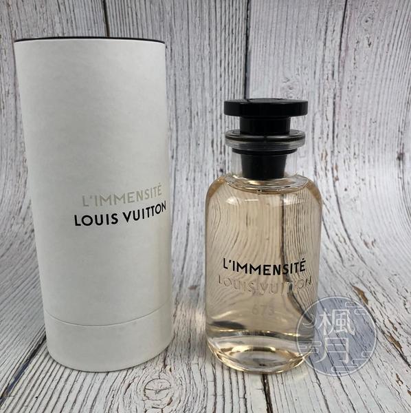 BRAND楓月 LOUIS VUITTON LV LP0052 男香 100ml L Immensité 香水