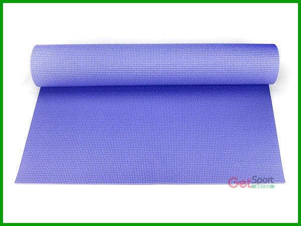 瑜珈墊6mm(瑜伽墊/台灣製/附瑜珈墊網袋)