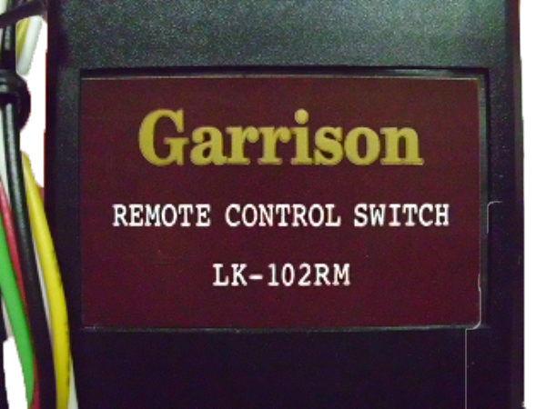 ﹝〝漢視科技〞﹞Garrison鐵捲門電鎖門 鐵捲門無線遙控器主機...遙控器器 LK-102RM