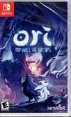 【玩樂小熊】現貨中Switch遊戲 NS 聖靈之光 2 Ori and the Will of the Wisp簡中文版