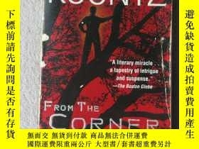 二手書博民逛書店From罕見the Corner of His EyeY2147