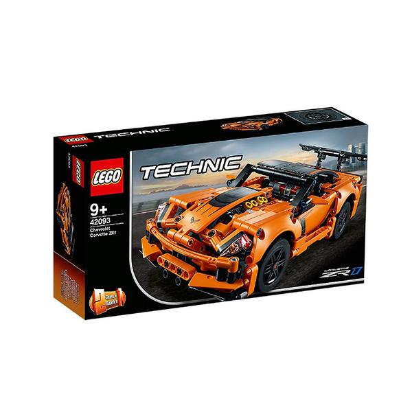 42093【LEGO 樂高積木】科技Technic 雪佛蘭 Chevrolet Corvette ZR1 (579pcs)
