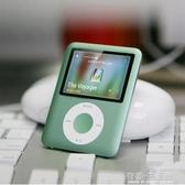 佳捷迅mp3mp4音樂播放器有屏學生隨身聽蘋果風P5外放OTG可愛迷你 雙十一全館免運