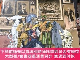 二手書博民逛書店The罕見League of Extraordinary Gentlemen, Vol. 1Y247821 A